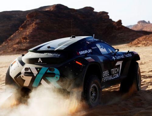 Team Rosberg Xtreme Racing: Sieg in der Wüste